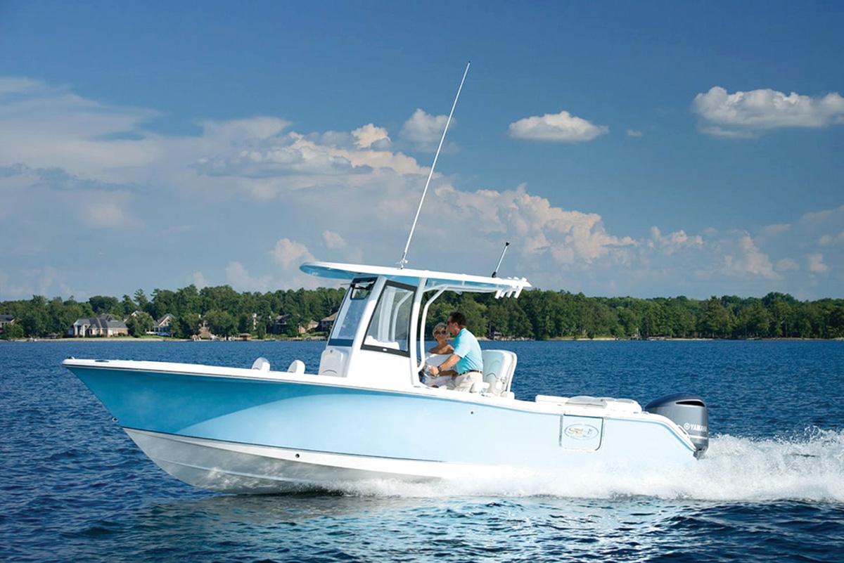 2018 6 Sea Hunt Ultra 255 Se Cc