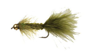 2017 4 Top Lures Flies Baits For Trouts Wooly Bugger
