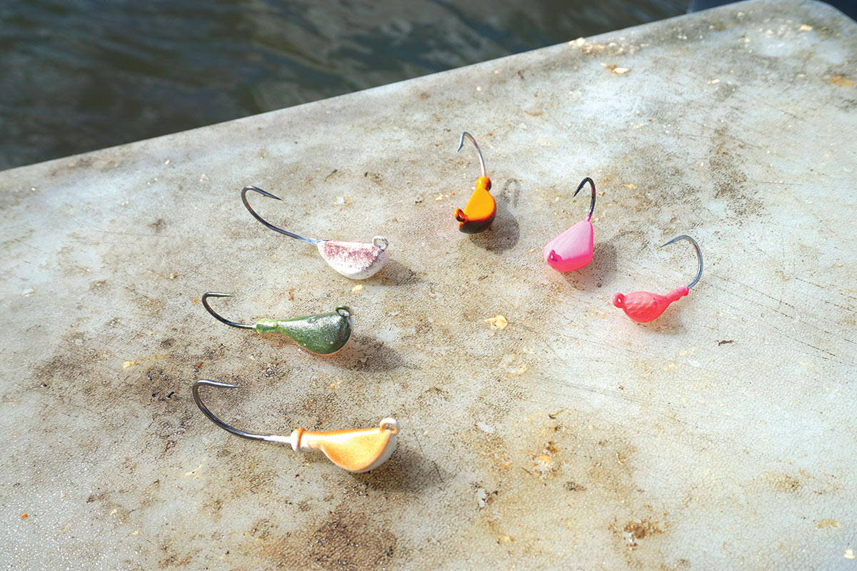 2018 10 Adapting For Pigs On Jigs CRAB JIGS