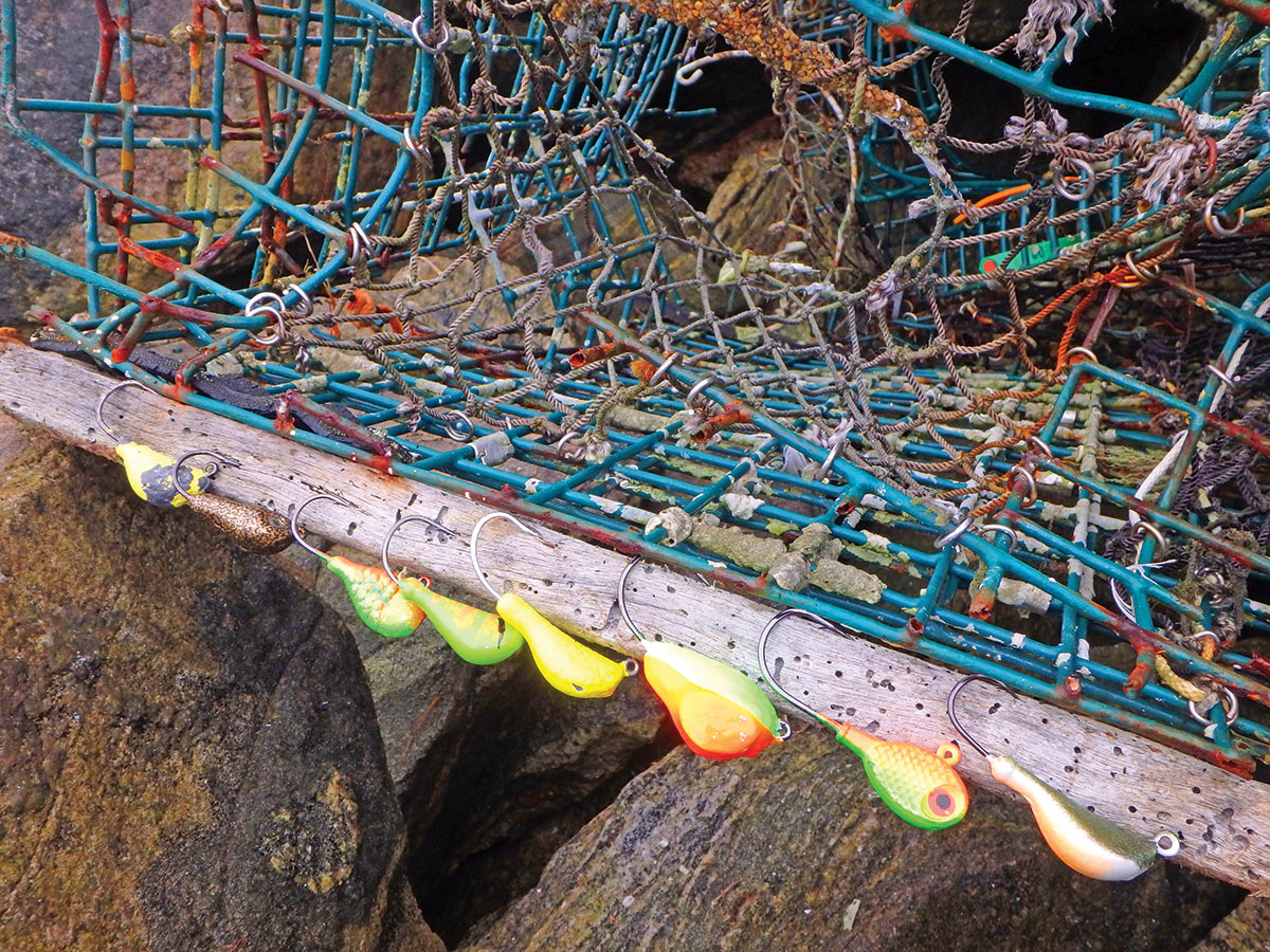 2018 10 Adapting For Pigs On Jigs Lobster Pot