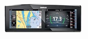 2018 11 Next Gen Marine Electronics Simrad Intregrated Display