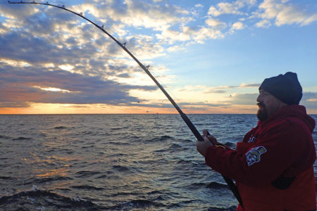 2018 12 The Hunt For Tholiday Stripers Fishing
