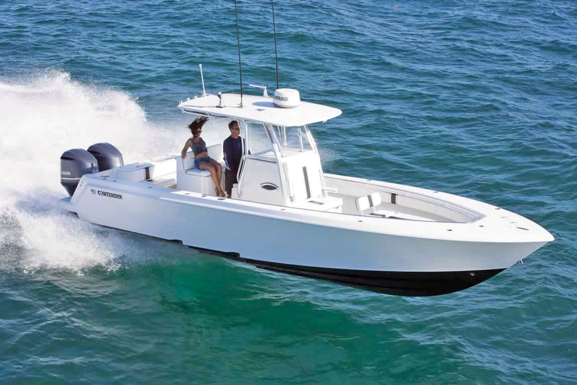 2019 1 Fishing Boat Buyers Guide Contender 32ST