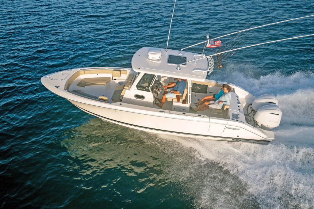 2019 1 Fishing Boat Buyers Guide Pursuit S288