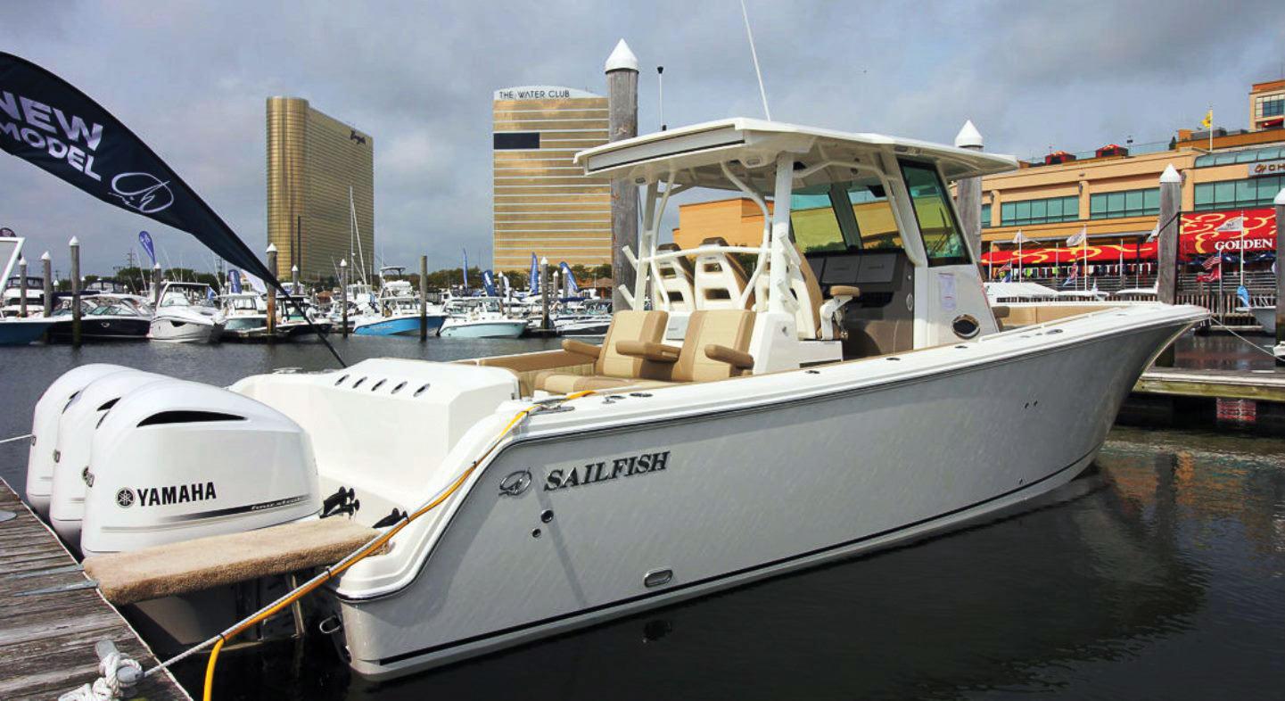 2019 1 Fishing Boat Buyers Guide Sailfish 360CC