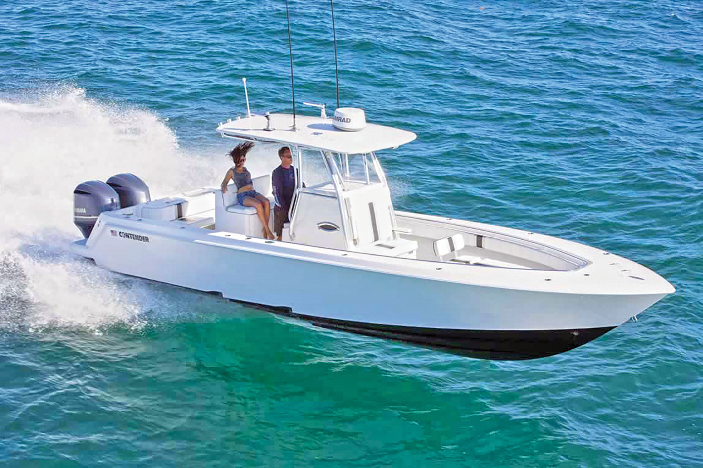 2019 1 Fishing Boat Buyers Guide Opening Contender 32ST