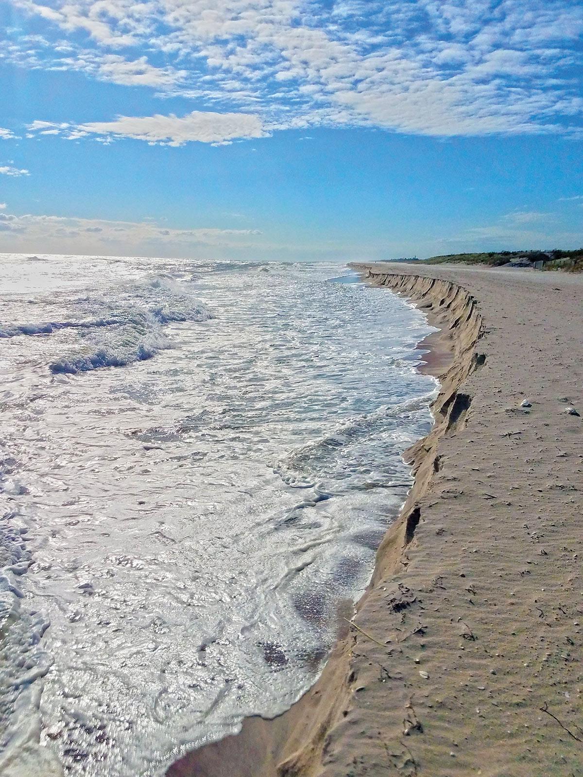 2019 2 Changing Beaches Sand