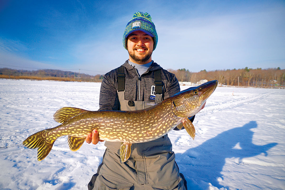 2019 2 Winter Gamefish Ice Wolves Catch Fish