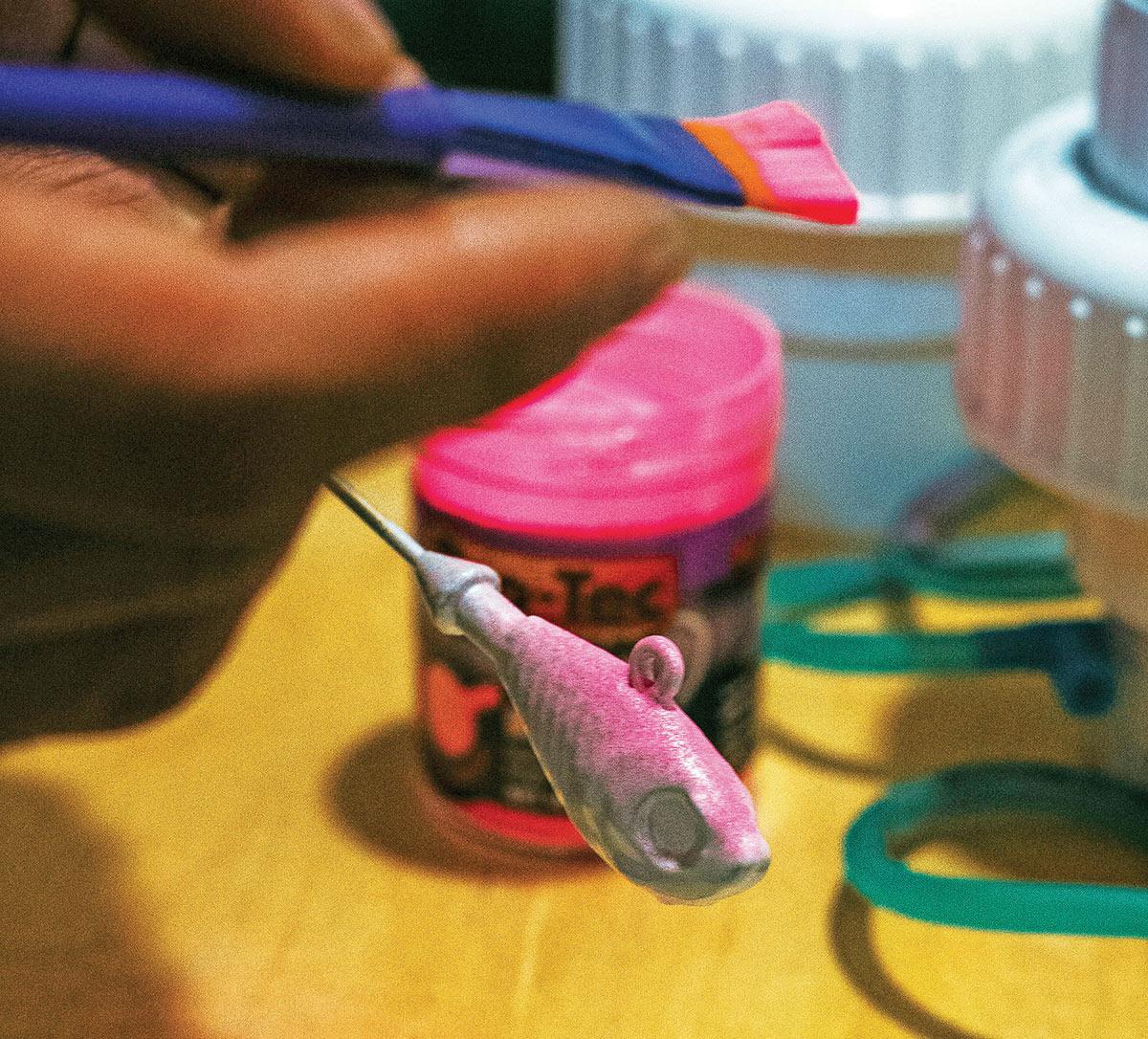 2019 3 Powder Paint Your Own Jigs Paint 6