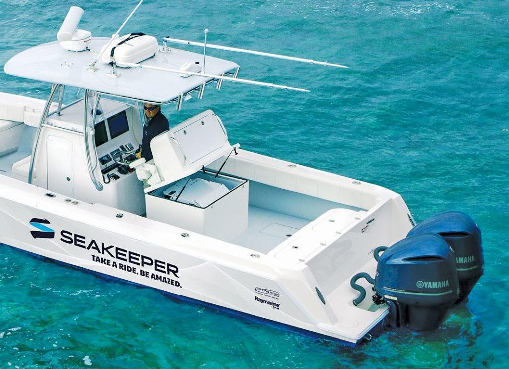 2019 3 Seakeeper Contender 32 With Seakeeper 4