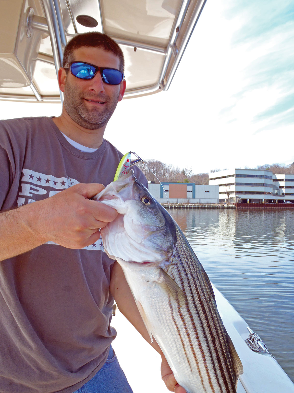 2019 4 Decoding Spring Stripers Catch Upwards