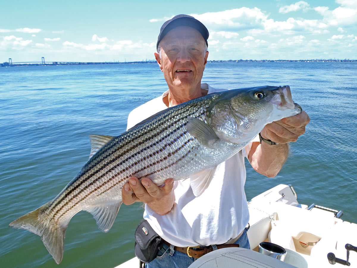 2019 4 Decoding Spring Stripers Catch