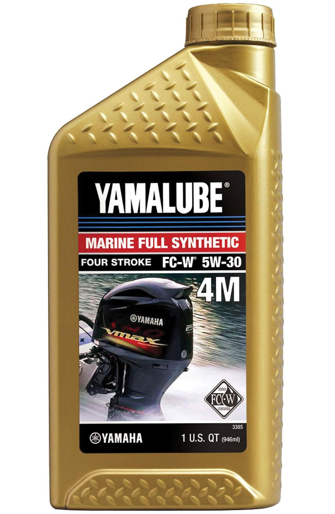 2019 4 Marine Engine Oil Yamaha Full Synthetic Four Stroke Oil