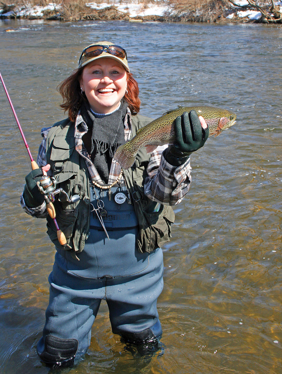 2019 4 Reigning Over Spring Rainbows Catch