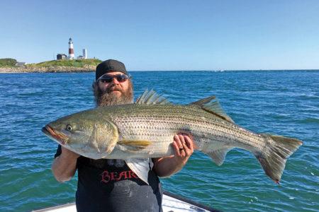 2019 4 Trophy Striper Calendar Show Fish