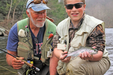2019 4 Trout Traditions Opening Daze Catch
