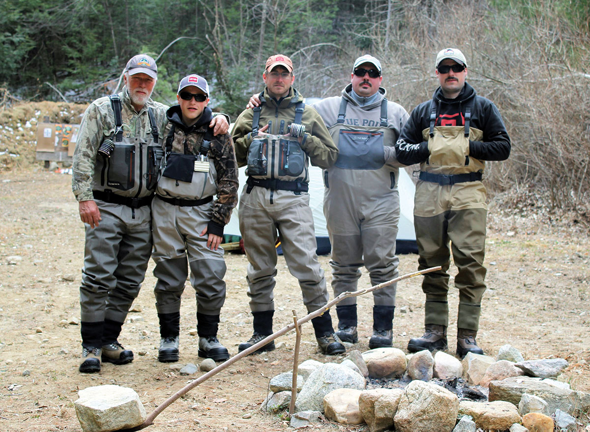 2019 4 Trout Traditions Opening Daze Group