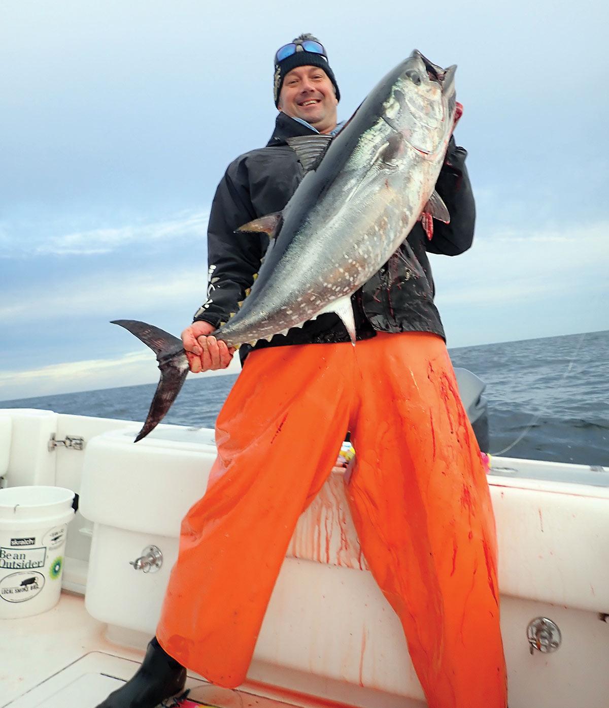 2019 4 Tweaking The Tuna Spread AUTHOR