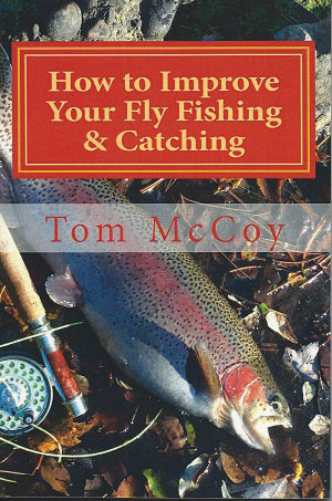 book cover how to improve your fly fishing & catching
