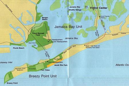 Breezy Point Jetty
