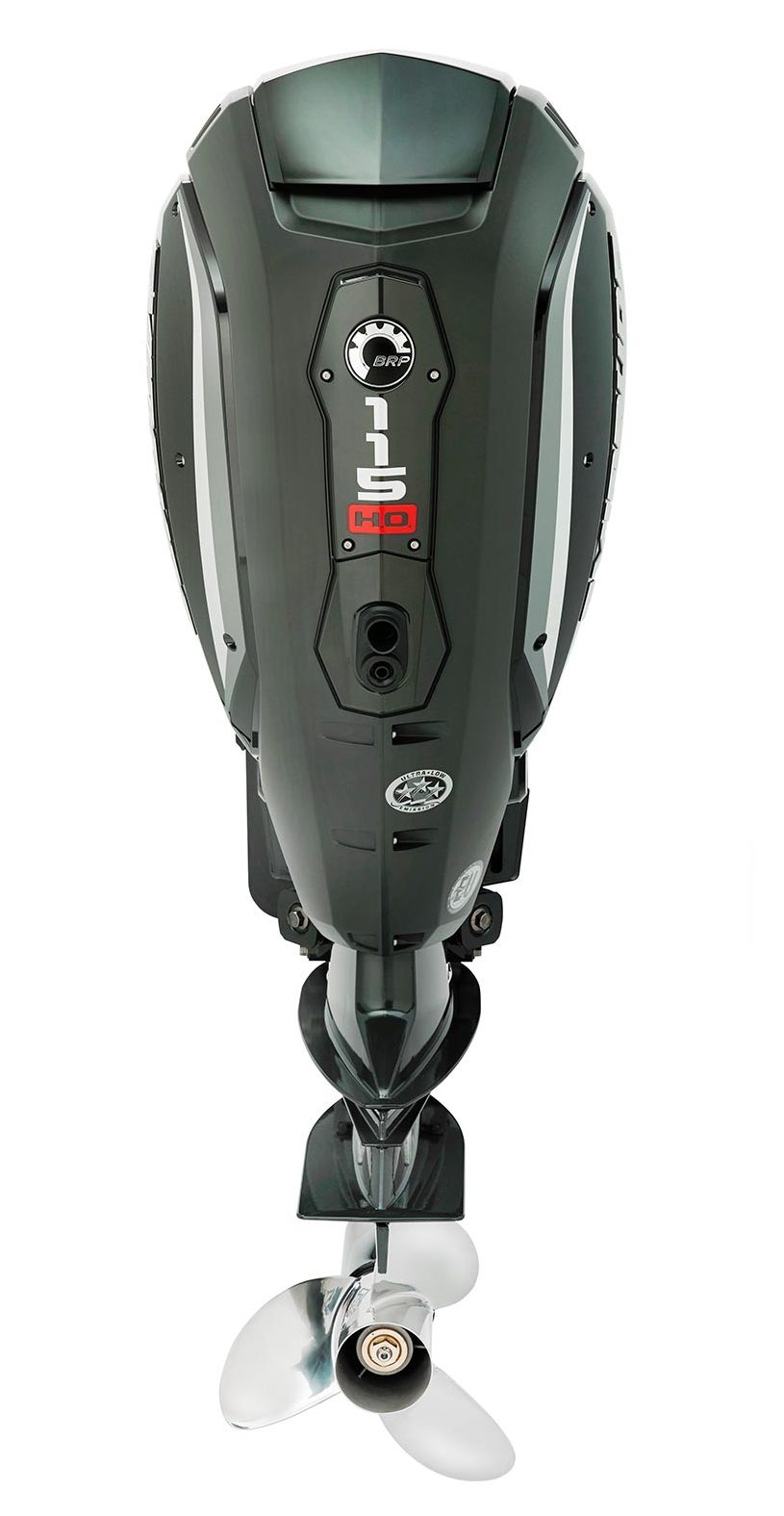 Evinrude's New 3-Cylinder E-Tec G2 Outboards