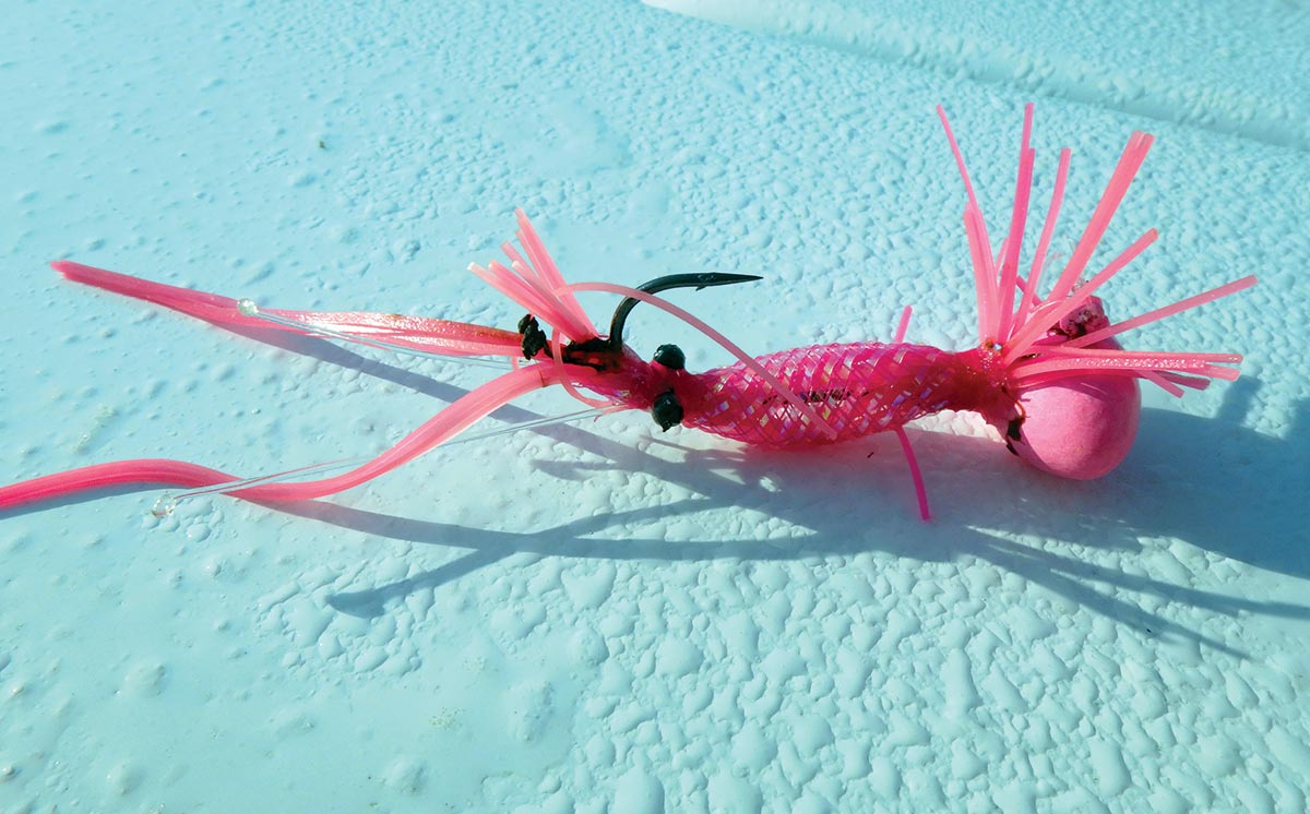 new shrimp jig