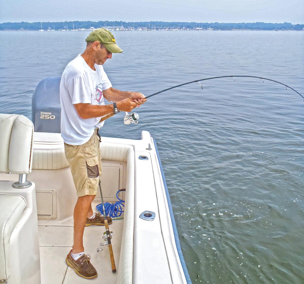 Using quality tackle makes casting, presentations, and fighting fish a pleasure