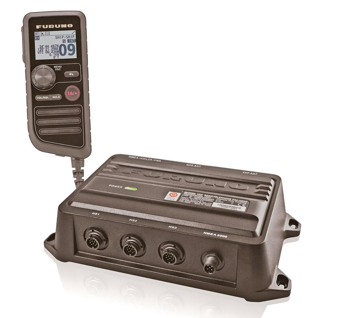 Furuno VHF Radios FM4850 VHF