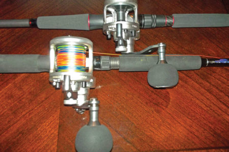 A few simple tips for lining up that brand new reel.