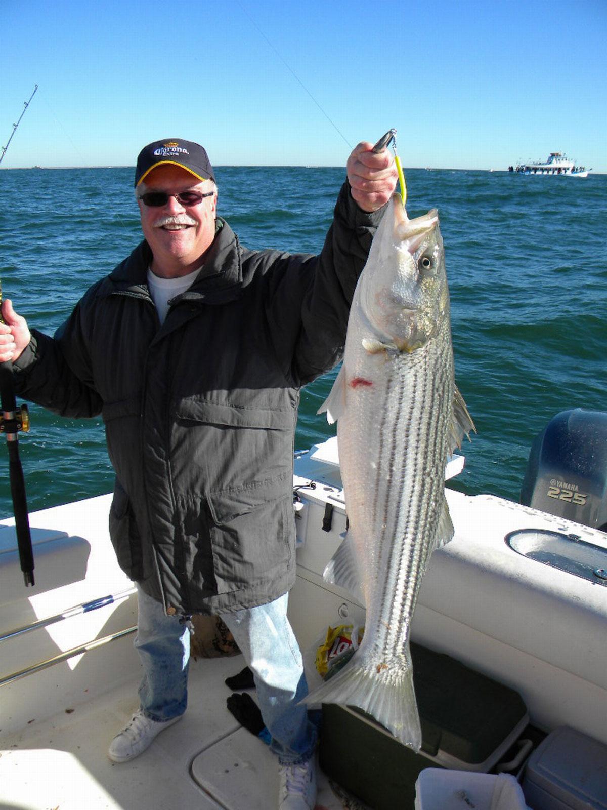 20-pounder bass
