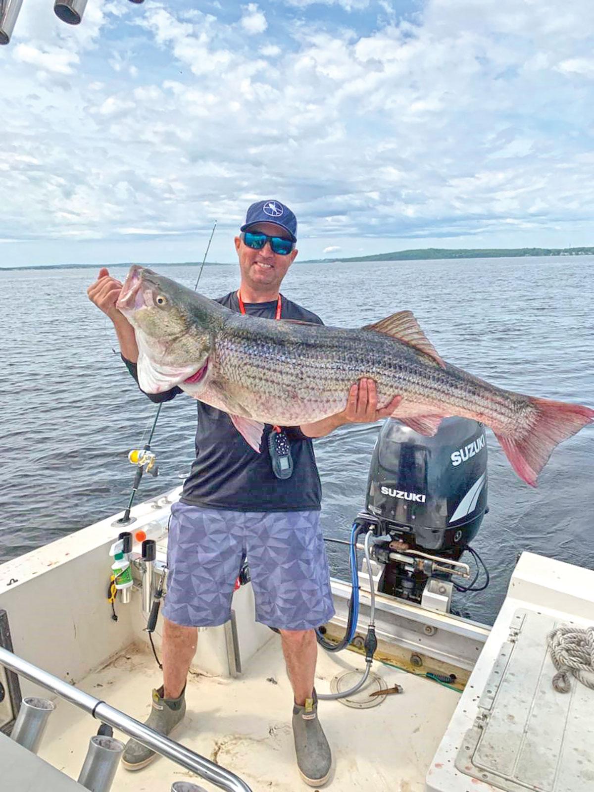 bass 41-pounder