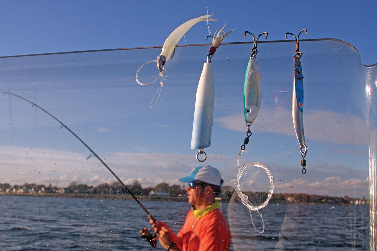 3 to 5-inch lures
