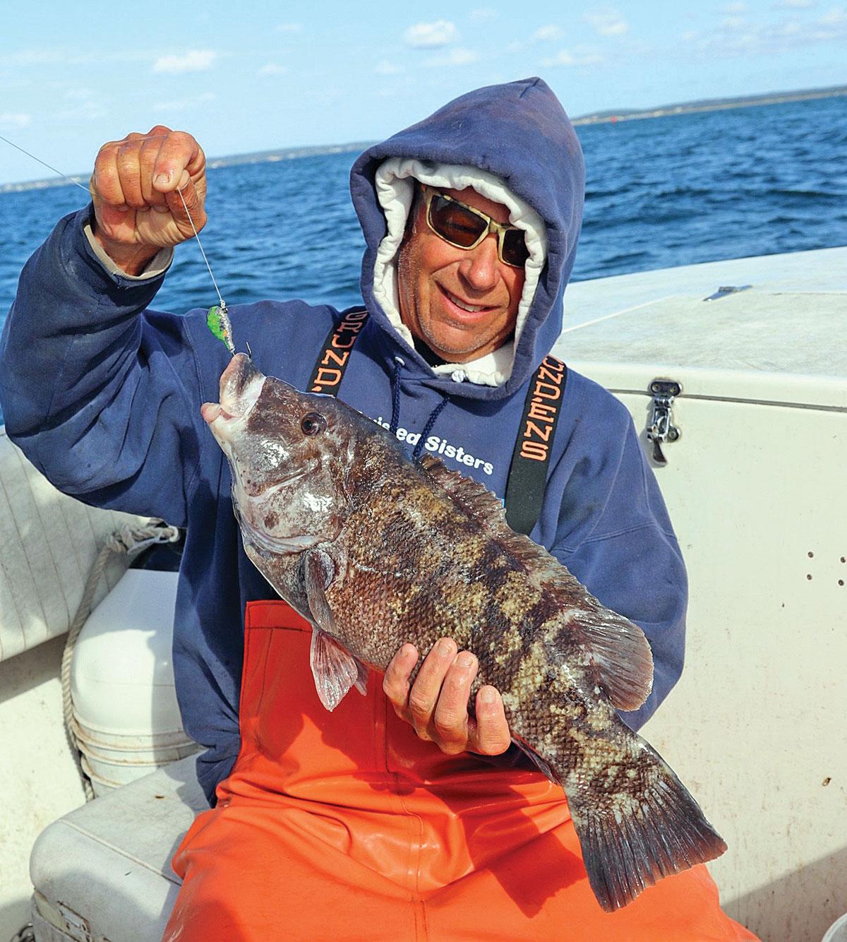 Westport blackfish