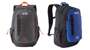 GILL TRANSIT BACKPACK