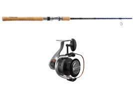QUANTUM PT RELIANCE ROD & REEL