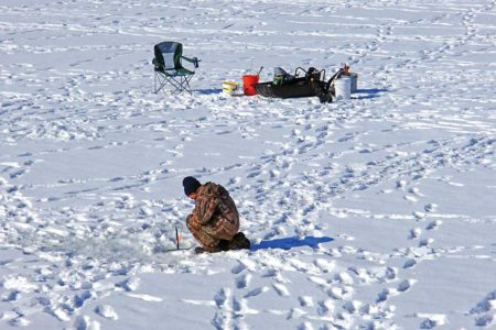 The only thing stopping hardcore anglers from hitting the ice this month, could be the ice itself. Be prepared for a deep freeze so you're ready to target the monsters beneath the ice.