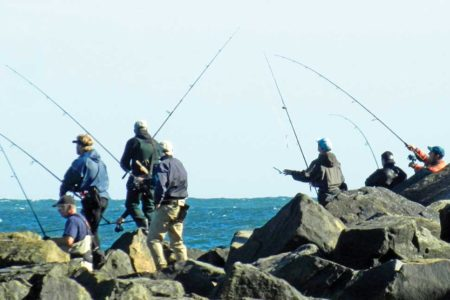 Fishing should be fun and every angler should know their limits.