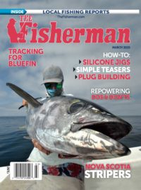The Fisherman March cover