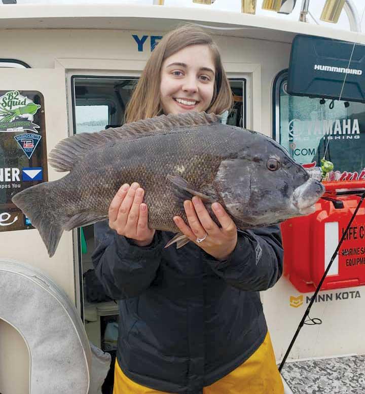 Spring Blackfish Success