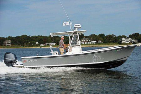 Boat Review Steigercraft 255CC Profile