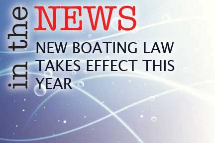 News Boating Law