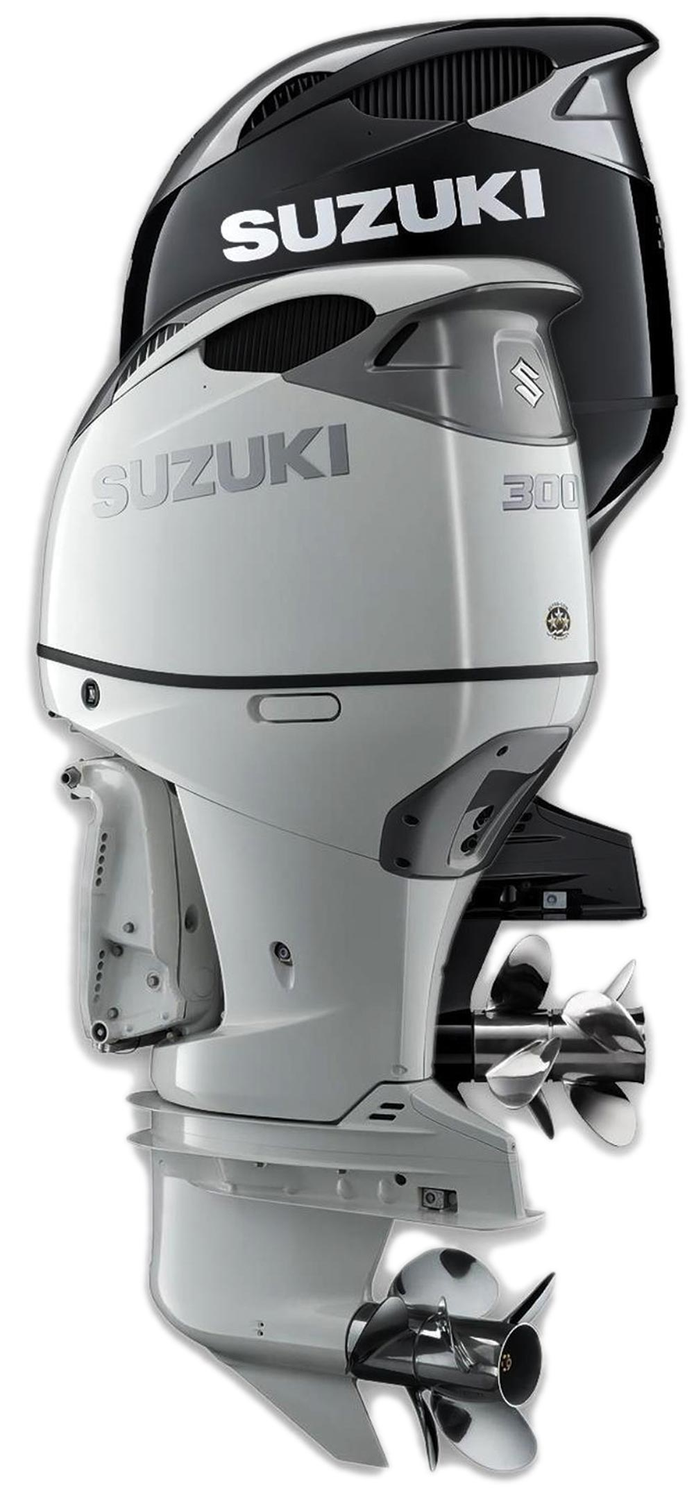 Product Review Twin Suzuki DF300Bs