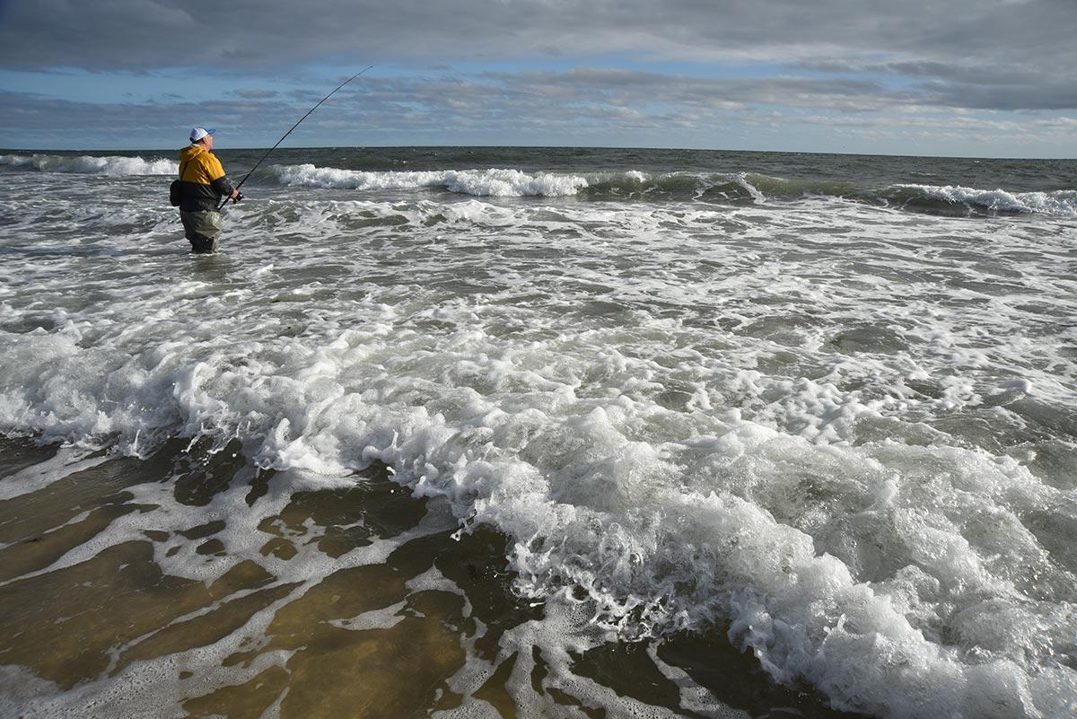 Danger in the surf