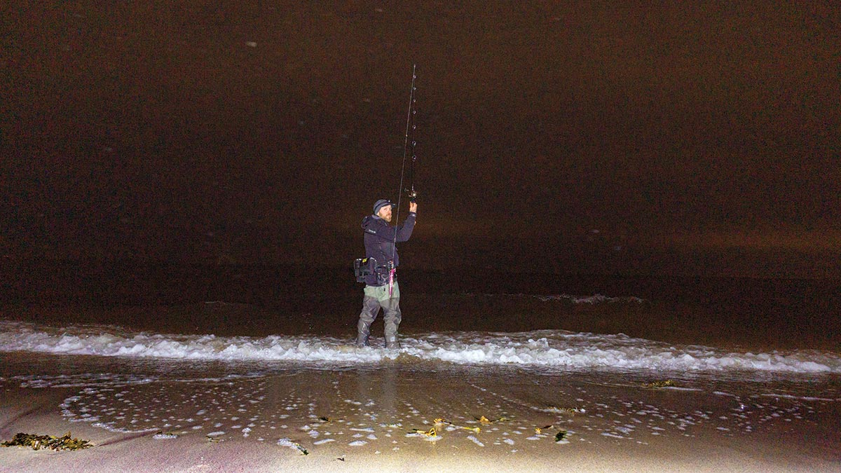 Without a solid repertoire of places to fish