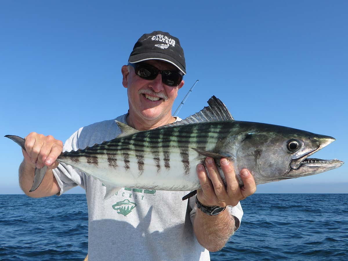 Bonito like this one landed by Steve Pickering