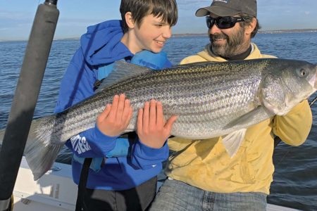 Inshore Networking Stripers AlexScott Bass