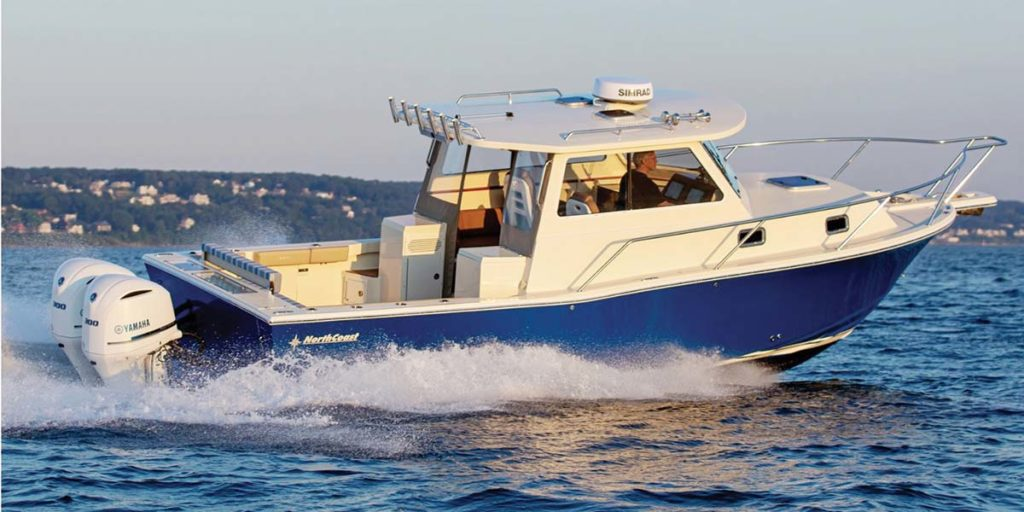 Boat Review NorthCoast 315 HT