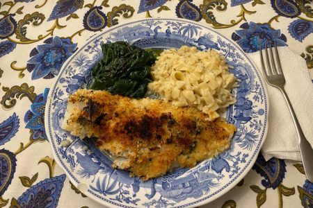 From The Galley: Broiled Fish