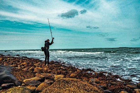 Bucktailing The Surf: Trim A Jig