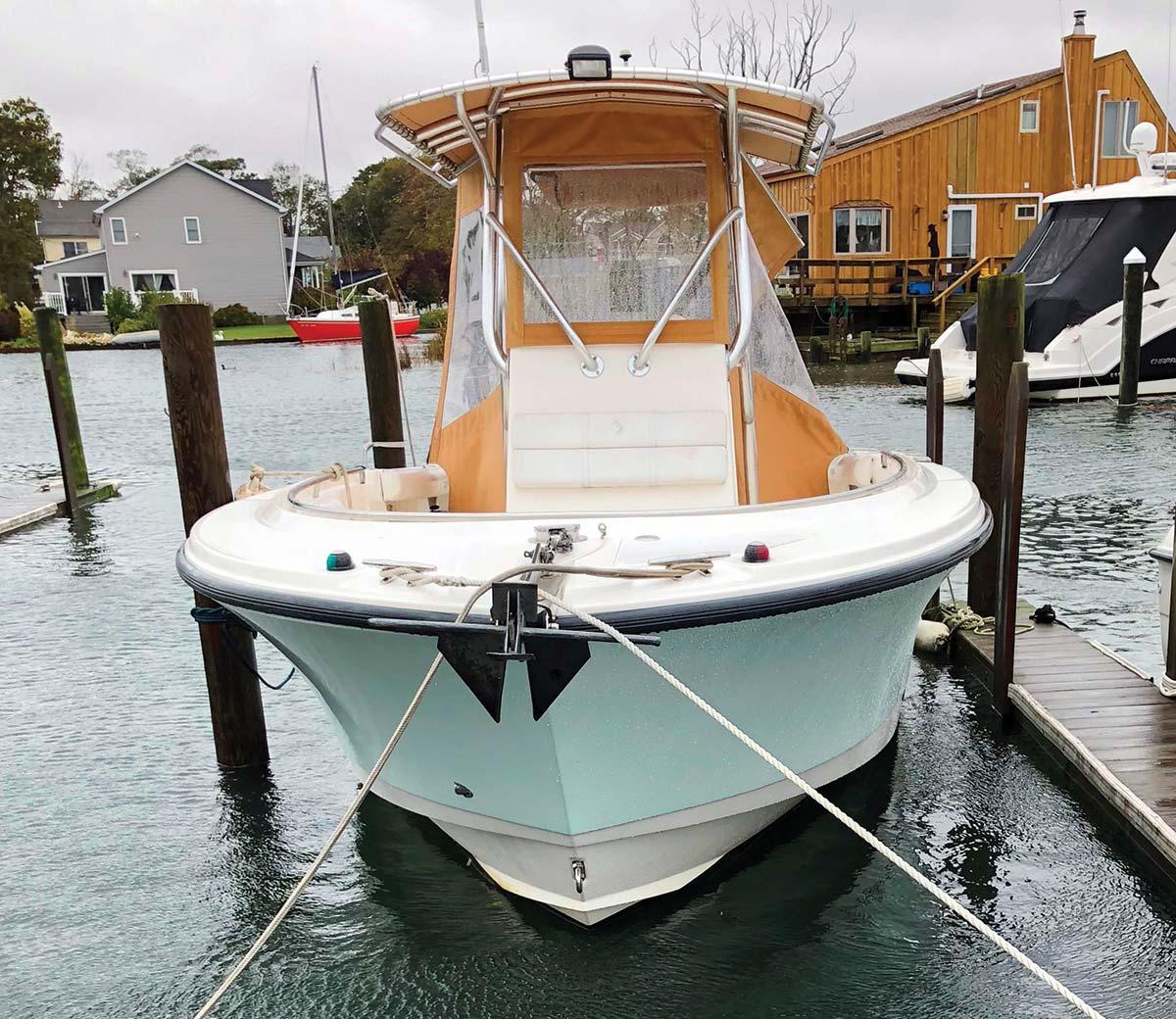 boat sense